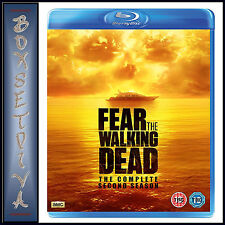 FEAR THE WALKING DEAD - COMPLETE SEASON 2  *BRAND NEW BLURAY**