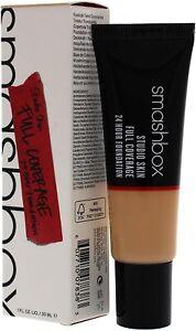 Smashbox Studio Skin SHADE 2.1 Full Coverage 24 Hour Waterproof Foundation 30ml
