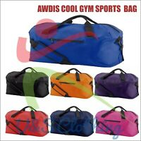 AWDis Cool Gym Essential Sports Bag Nylon 420D 48 x 30 x 27cm 28 Litres Capacity