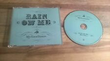 CD Indie My Excellence-Rain On Me (2) canzone MCD Richard Ulmer Rec SC