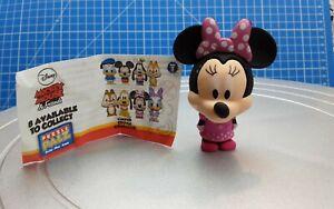 """Disney """"Micky und Freunde"""" Minnie Maus Sammelfigur Steckbar 3D Puzzle 2019 🤩🤩"""
