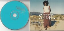 HEATHER SMALL Proud Sampler 2000 UK 6-track promo CD M People