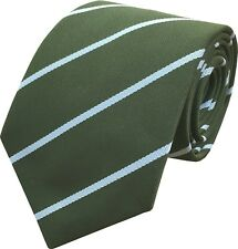 Green Howards Alexandra Princess Of Wales Own Yorkshire Regiment Woven Tie