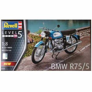 Revell 1/8 BMW R75/5 Kit (New)
