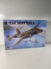 REVELL B-25J MITCHELL BOMBER 1/48 SCALE Sealed BOX New Never Built