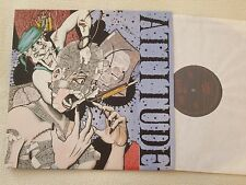 "ATTITUDE - To whom it may concern 12"" Maxi We Bite Records 1988 NM"