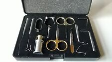 FLY TYING TOOL KITS,FOR FLY TYING VICE,TOOLS,MATERIALS