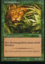 Dschungellöwe/Jungle Lion | ex | portal | ger | Magic mtg