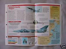Aircraft of the World Card 28 , Group 4 - Sukhoi Su-15 'Flagon'