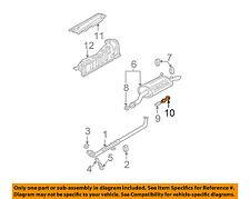 HONDA OEM Exhaust-Muffler Bolt 18231SR3A22