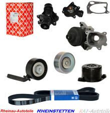 6PK2080 Keilrippenriemen+R.Satz+WP+Ther.BMW 3E46 5 E60 E61 6 E63 7 X3 E83 X5 E53