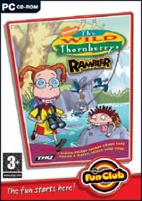PC Fun Club: The Wild Thornberrys Rambler, PC CD-Rom Game.