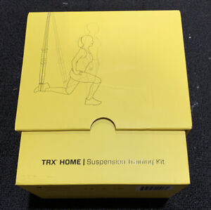 New TRX Home Suspension Training Kit