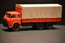 MAZ-516B 1977-1990 Soviet Truck 6x2 diecast model in scale 1/43