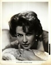 1954 Nicole Maurey Portrait The Jayhawkers Vintage Photo