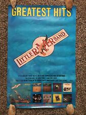 1982 LITTLE RIVER BAND 30x20 ORIGINAL RECORD STORE PROMO POSTER GREATEST HITS