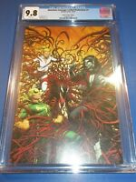 Absolute Carnage Lethal Protectors #1 Rare Keown Virgin Variant CGC 9.8 NM/M Gem