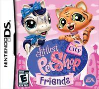 Littlest Pet Shop: City Friends - Nintendo DS Game - Game Only