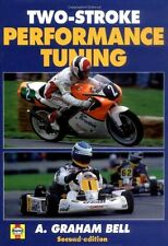 Two-Stroke Performance Tuning New Hardcover Book A. Bell