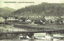 Romania Bukowina1920s Gura Humorului,partial view,rare postcard