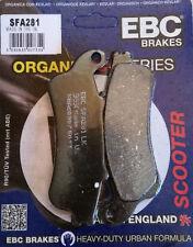 EBC/SFA281 Brake Pads (Front) - Honda FES125 Pantheon, FES250 Foresight, FJS600