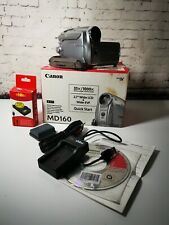 "Canon MD160 2.7"" Digital MiniDV Camcorder."