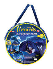 NEW!! Ontel Dream Tents As Seen on TV Space Adventure Bed Play Nylon Kids 1 pk