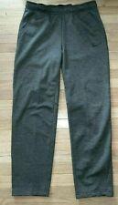 NWT Nike Men's Dri Fit Therma Training Pants Standard Fit  XL L M S Dark Gray