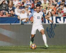 Team USA Benny Feilhaber Signed Autographed 8x10 MLS Photo COA B