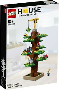 Lego House - 4000026 - Tree of Creativity - Brand New Sealed