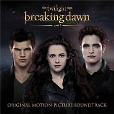 Twilight Saga: Breaking Dawn PT 2- Various Artists (OST) [CD] New and sealed