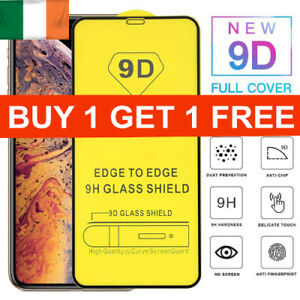 screen protector for iphone 6 7 8 +  X XS XR 11 pro MAX SE 2 i12 Tempered glass
