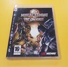 Mortal Kombat VS Dc Universe GIOCO PS3 VERSIONE ITALIANA