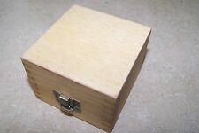 PUNCH BOX SET OF 25 PUNCHES IN WOOD CASE  NEW CLOCK PARTS CLOCK TOOLS