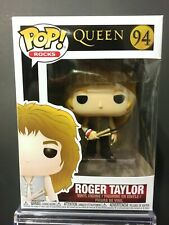 Funko Pop Rocks 94 Roger Taylor Queen