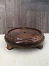 New listing Vintage Wood Lamp Base