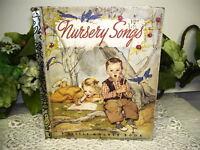 A Little Golden Book Nursery Songs 50th Anniv Edition 1992