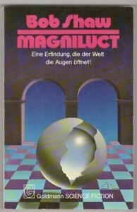 1 E - Bob Shaw, Magniluct, G 0236