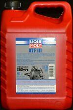 5 Liter LIQUI MOLY 1056 ATF III Getriebeöl Synthetisch Automatik