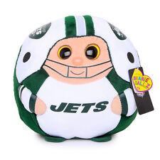 Ny Jets Ty Beanie Ballz - Nfl 8 Inch Ballz - Mwmt - Free Shipping