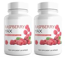 RASPBERRY KETONE MAX 120 CAPSULES PLUS FREE WEIGHT LOSS DIETING TIPS FAT BURNER