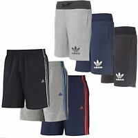 Adidas Clima Originals Essentials Elasticated Jersey Fitness Gym Shorts
