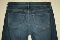 Citizens Of Humanity Ava Low Rise Straight Leg Jeans Women's Size 28 Dark Wash