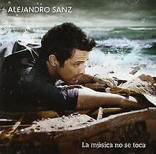 La Musica No Se Toca von Sanz,Alejandro | CD | Zustand gut
