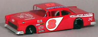 McAllister Racing 1/10 1955 Chevy Bomber Street Stock Drag Race RC Car Body #182