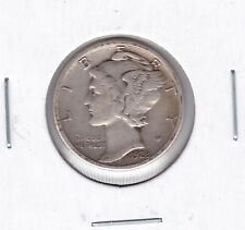 1928  Mercury Dime                        VF                   Tougher Date