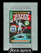 MARVEL MASTERWORKS - SILVER SURFER VOL 1 HARDCOVER (SEALED)