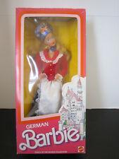 New ListingGerman Barbie 1986 New