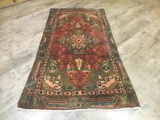 Circa1930s Antique Caucasian Heriz Serapi Viss Estate Sale Caucasia 2.9x5.1 Rug