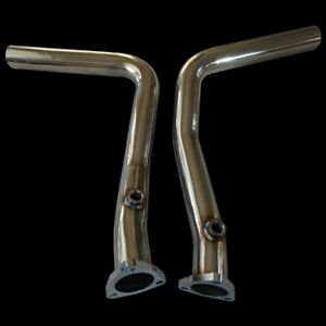 Porsche Boxster 2.5 or 2.7 986 Performance Exhaust Decat Pipes, 96 -> 04